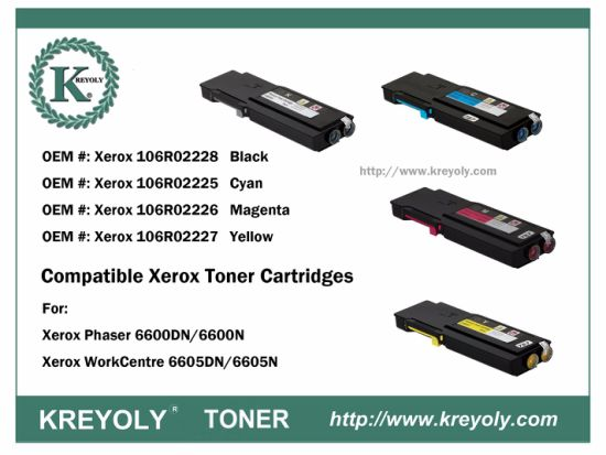 Toner compatible Xerox Phaser 6600DN WorkCentre 6605DN