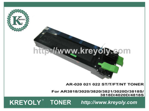 Toner Sharp AR-020 021 022 ST / T / FT / NT