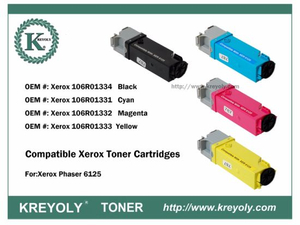 Toner compatible Xerox Phaser 6125