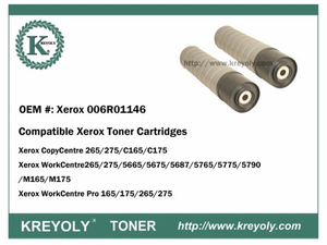 Compatible Xerox Copycenter 265/275 Xeror Workcentre 5665/5775 Xeror Workcenter PRO 165/175 cartouche de toner